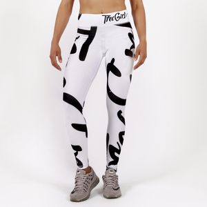 Bilde av TW Leggings Trecgirl - 12 - White