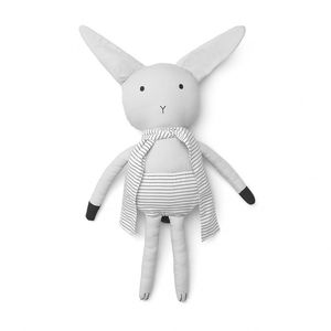 Bilde av Sofus Doll Rabbit Dumbo Grey