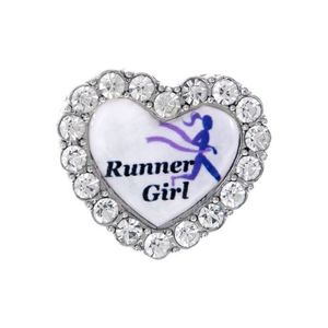 Bilde av Runner Girl Heart skobling