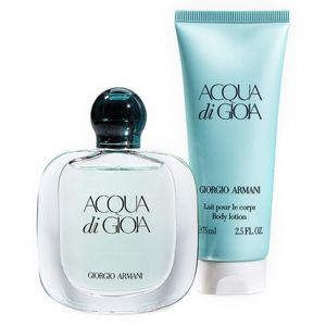 Bilde av Armani Aqua Di Gioia Edp 100ml + Lotion 75ml Set