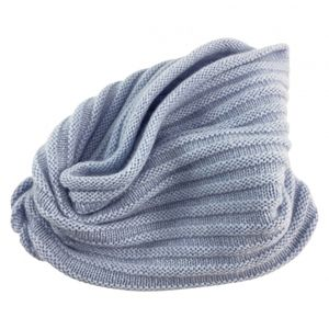 Bilde av 2014118 Cashmere tube neck light blue