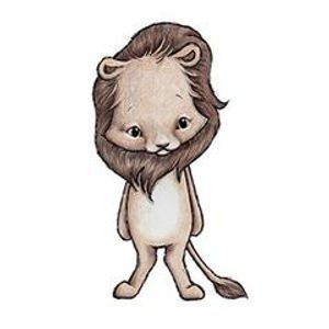 Bilde av Leo The Lion Wallsticker - Stickstay