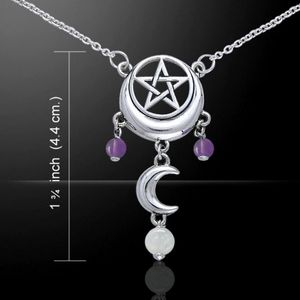 Bilde av Kjede - Magick Moon Necklace