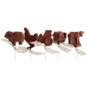 Bilde av Milk Chocolate Lollies -