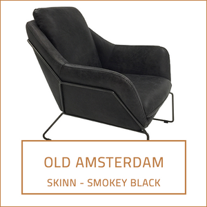 Old Amsterdam - Smokey black