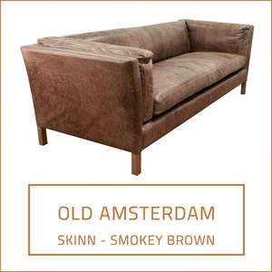 Old Amsterdam - Smokey brown