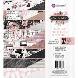 Amelia Rose Double-Sided Paper Pad 6