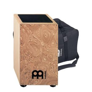 Bilde av Meinl CAJ3MB-M+BAG String Cajon with Bag