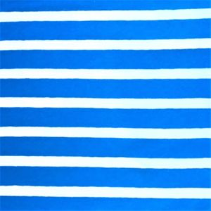 Bilde av Jersey print - Stripes Blue/white