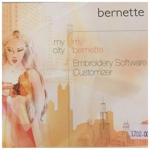 Bilde av Bernette Embroidery Software Customizer