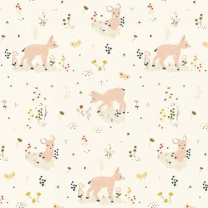 Bilde av Birch Organic Jersey - Little deer