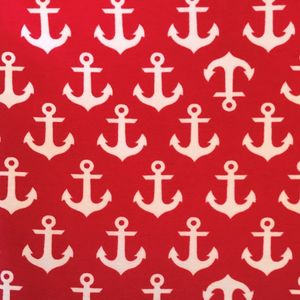 Bilde av Ilja Fabrics - Anchor Red