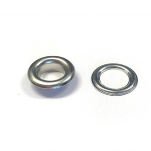 Bilde av KAM Maljer str 16/9,5 mm - 50 pk (col: nickle)