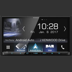 Bilde av  KENWOOD DMX7017DABS 2DIN DAB BT USB/IPHONE