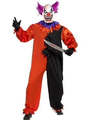 Cirque BoBo The Scary Clown