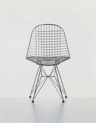Wire chair DKR Vitra