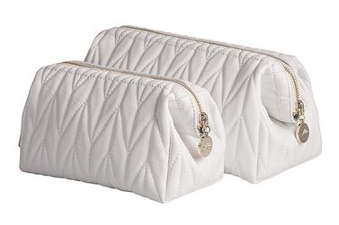 Kelly Cosmetic bag White