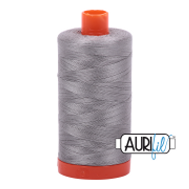 Aurifil Stainless steel 50wt