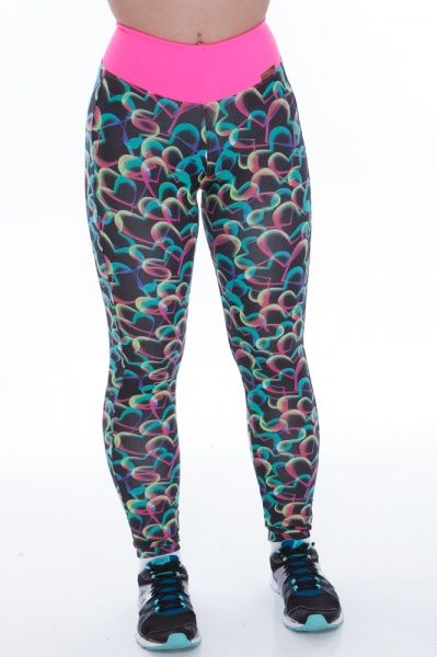 Limited Edition Shape Up Love Hearts Legging