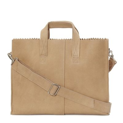 MY PAPER BAG Business bag BLOND