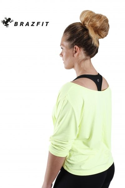 Club Loose Lime Sleeve Sweater