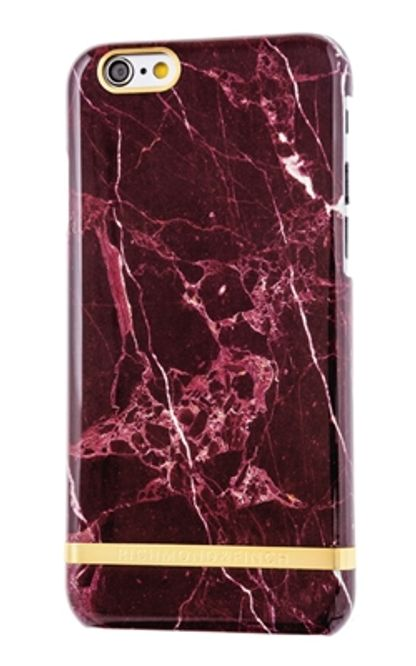 Bilde av Red marble Iphone 6/6s