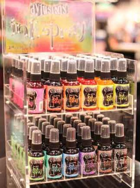 RANGER - DYLUSIONS INK SPRAYS - LEMON ZEST