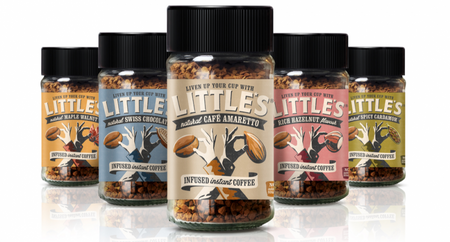 Little*S - Chocolate Caramel Instant Coffee 50g