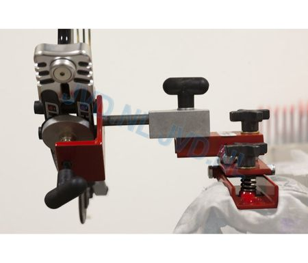 Ram Machine Bow Vise Micro Adjustment