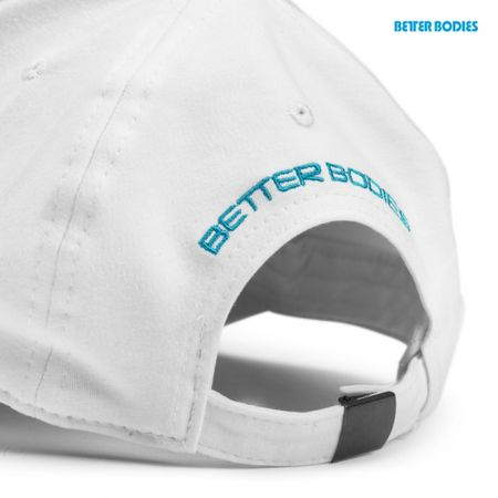 BB Jersey Cap White