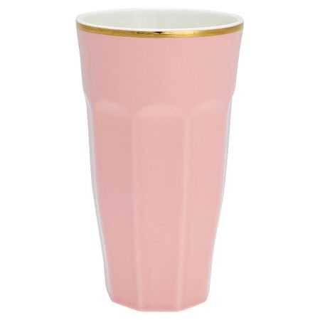 GreenGate French latte pale pink w/gold