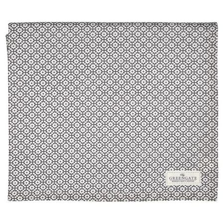 GreenGate duk Jasmina warm grey 145x250 cm