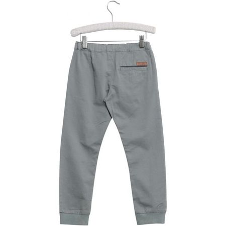 Trousers Kevin Wheat lead blue
