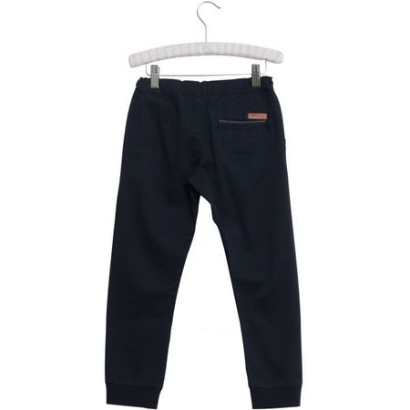 Trousers Kevin Wheat navy