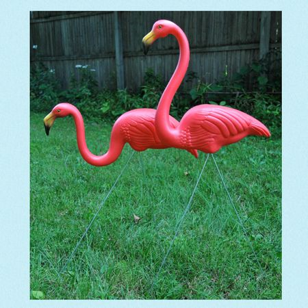 Flamingopar Don Featherstone