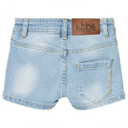 Ebbe Evita denim shorts