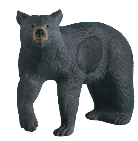 Rinehart Large Black Bear