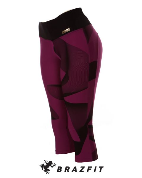 Limited Edition Shape Up Oxy Cropped Tights