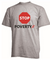 Stop poverty t-skjorte