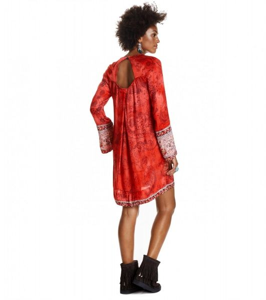 Odd Molly - Turnes On Tunic Red