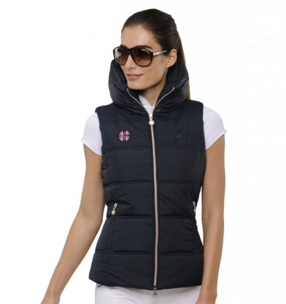 Spooks New Chalet Vest navy