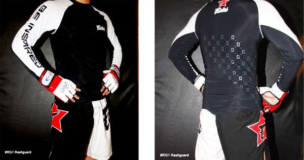 Fairtex RG1 Rashguard, str. S