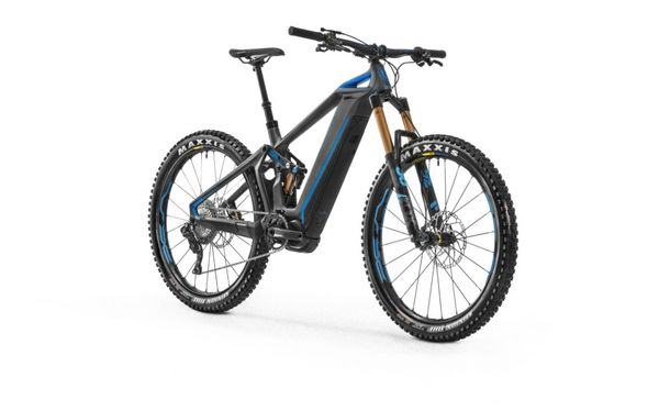 e-Crusher Carbon RR+ 2018