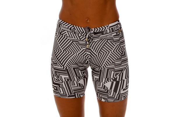 Limited Edition Abstract Shorts