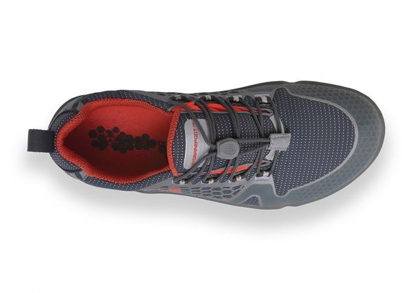 TRAIL FREAK WP Ladies Grey/Red