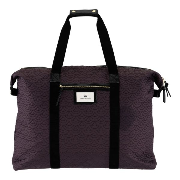 Svart Day Birger et Mikkelsen Q Petal weekend bag