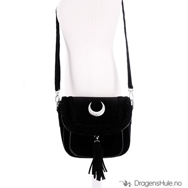 Veske: Moon Velour Mini bag