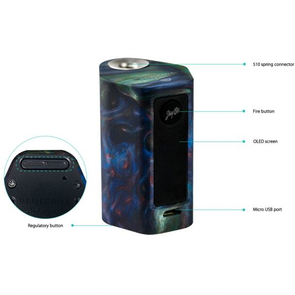 Wismec Reuleaux RX Mini Resin
