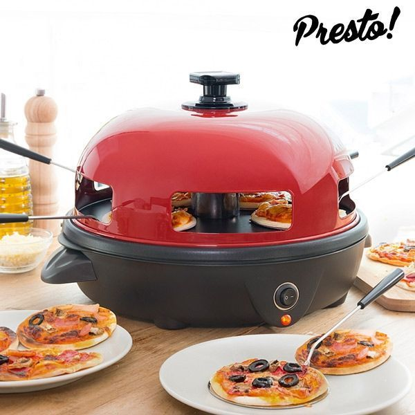 Pizzini Forno Chef! Ovn for tilberedning av minipizza