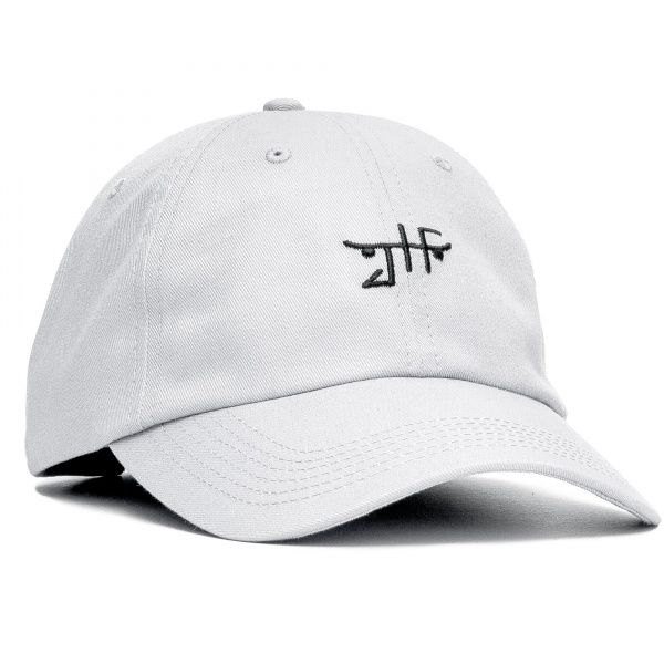 Caps - Just Have Fun Classic Skate Dad Hat / White